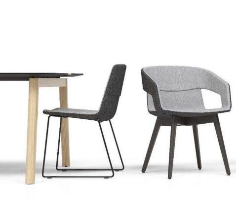 Palkittu Twist & Sit -tuolimallisto